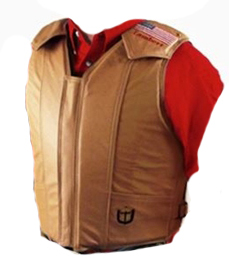 Lambert Master Pro (LMP) Vest, Leather, Standard Colors